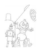 Robots da colorare 20