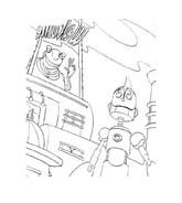 Robots da colorare 26