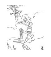Robots da colorare 29