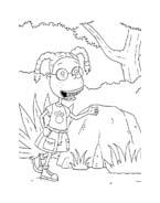 I Rugrats da colorare 122