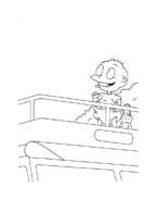 I Rugrats da colorare 141