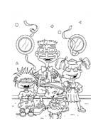 I Rugrats da colorare 151