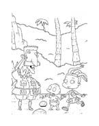 I Rugrats da colorare 172