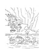 I Rugrats da colorare 181