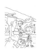 I Rugrats da colorare 192