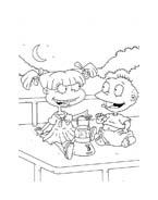 I Rugrats da colorare 194