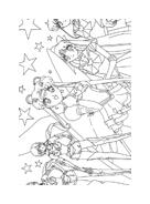 Sailor moon da colorare 7