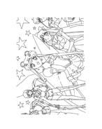 Sailor moon da colorare 21