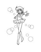 Sailor moon da colorare 31