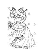Sailor moon da colorare 41
