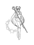 Sailor moon da colorare 46
