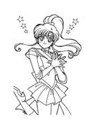 Sailor moon da colorare 52