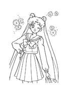Sailor moon da colorare 54