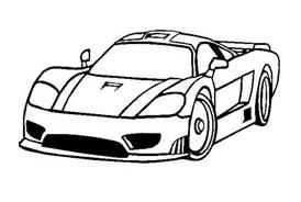 Automobile da colorare 398