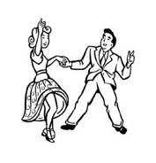 Danza da colorare 61