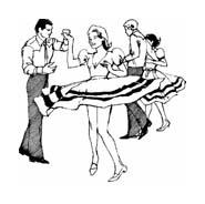 Danza da colorare 64