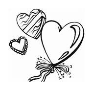 San Valentino da colorare 49
