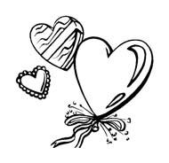 San Valentino da colorare 53