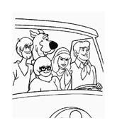 Scooby doo da colorare 91