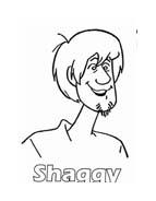 Scooby doo da colorare 126