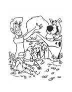 Scooby doo da colorare 146