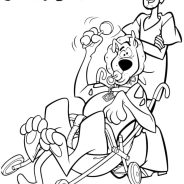 Scooby doo da colorare 194