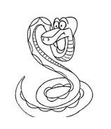 Serpente da colorare 52