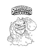 Skylanders da colorare