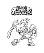 Skylanders da colorare 12