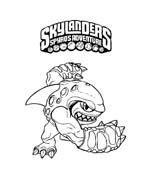 Skylanders da colorare 15