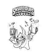 Skylanders da colorare 16
