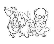 Pokemon 2 da colorare 347