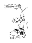 Linus snoopy da colorare 23