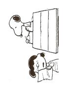 Linus snoopy da colorare 27