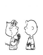 Linus snoopy da colorare 33