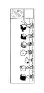 Linus snoopy da colorare 47