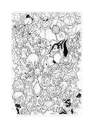 Sonic da colorare 4