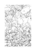 Sonic da colorare 15