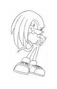 Sonic da colorare 26