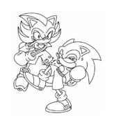 Sonic da colorare 33