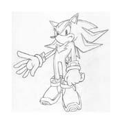 Sonic da colorare 37