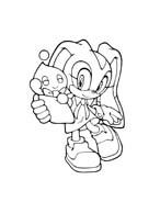 Sonic da colorare 59