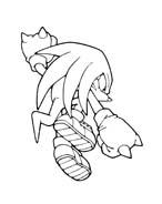 Sonic da colorare 62