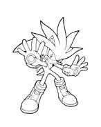 Sonic da colorare 64