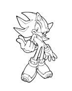 Sonic da colorare 71