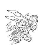 Sonic da colorare 91