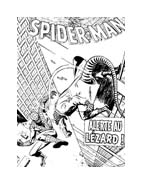 Spiderman da colorare 86