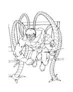 Spiderman da colorare 110