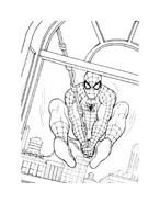 Spiderman da colorare 124