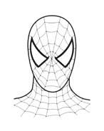 Spiderman da colorare 149